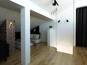 Domowe biuro + pokój dla gości - zdjęcie od InteriorIdea