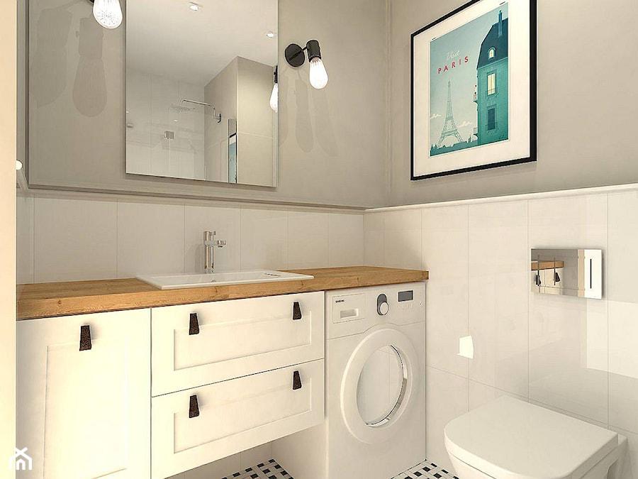 Aranżacje wnętrz - Łazienka: łazienka - InteriorIdea. Przeglądaj, dodawaj i zapisuj najlepsze zdjęcia, pomysły i inspiracje designerskie. W bazie mamy już prawie milion fotografii!