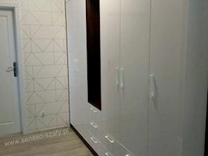 Sensso szafy wnękowe - Producent