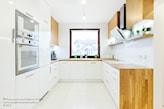 podświetlenie szafek w kuchni