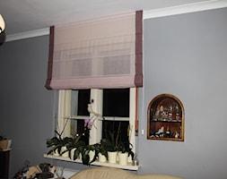 Rolety rzymskie - zdjęcie od Office5 - studio dekoracji okien