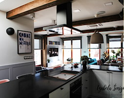 Wyjątkowy - Kuchnia, styl nowoczesny - zdjęcie od Izabela Śmigórska - projektowanie wnętrz - Homebook