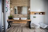 Łazienka - zdjęcie od Izabela Śmigórska - projektowanie wnętrz - Homebook