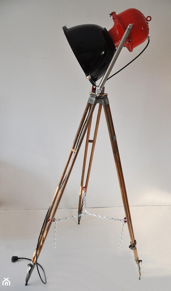 Lampa STRAŻAK - zdjęcie od rebelle.concept