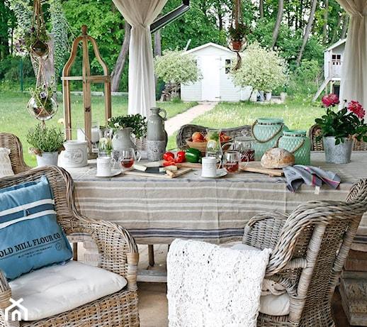 Przyjęcie w ogrodzie. Zobacz ciekawe aranżacje