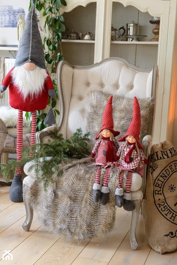 Dekoracja Bożonarodzeniowa Zdjęcie Od Bellemaison Homebook