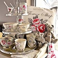 Oryginalna ceramika nie tylko na świąteczny stół od BelleMaison - BelleMaison, Dekoracje
