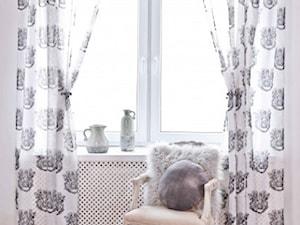Kiedy zasłony i firany odmieniają Twoje okno - poranek staje się piękniejszy.