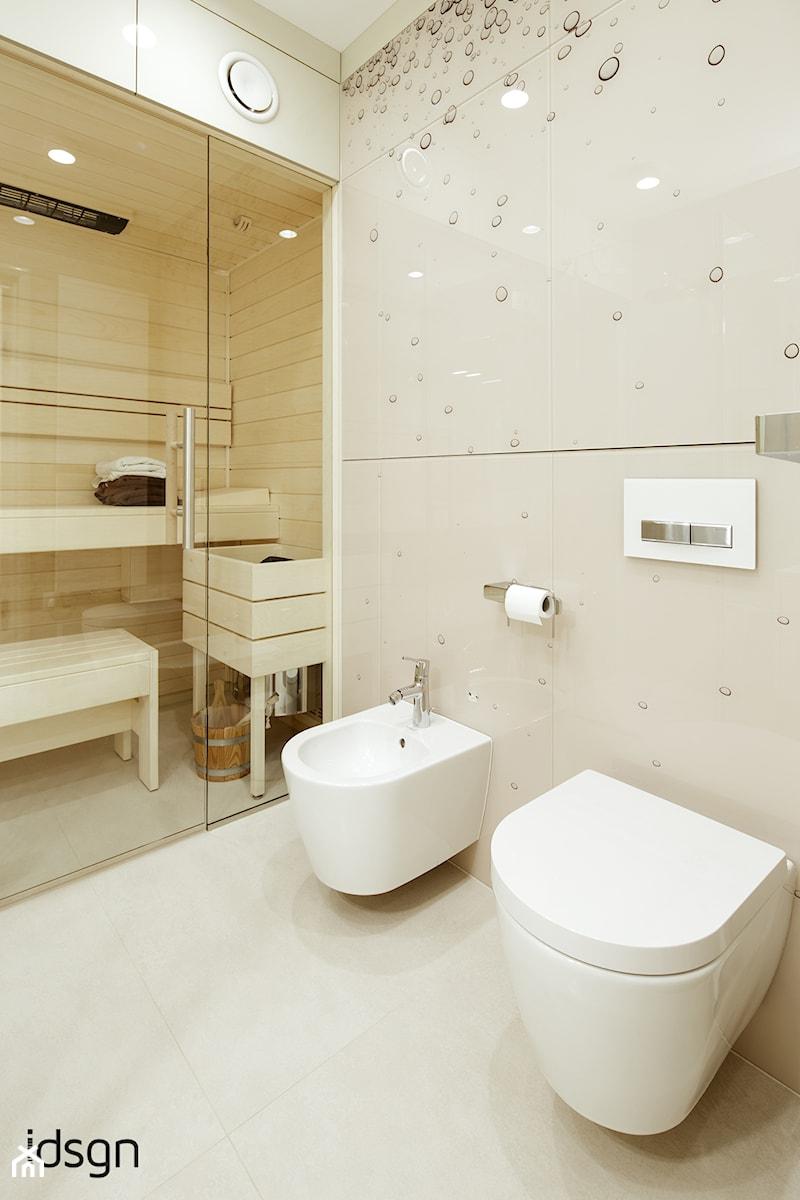 łazienka 65m2 Saunawcbidetumywalkakabina łazienka