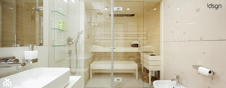 łazienka 65m2 Saunawcbidetumywalkakabina średnia