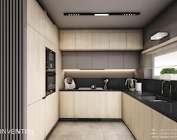 KRAKÓW - Kuchnia, styl nowoczesny - zdjęcie od INVENTIVE studio - Homebook
