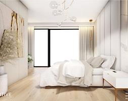 WARSZAWA RADOŚĆ - Sypialnia, styl nowoczesny - zdjęcie od INVENTIVE studio - Homebook