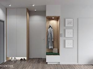 MARKI - Hol / przedpokój, styl minimalistyczny - zdjęcie od INVENTIVE studio
