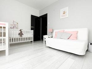 Bielona podłoga w Krakowskim Apartamencie