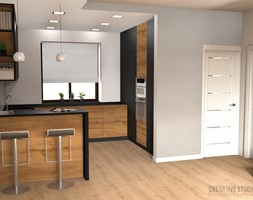 Kuchnia - zdjęcie od Creartive Studio