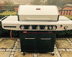 Grill gazowy Siesta 612 Barbecook - zdjęcie od Barbecook