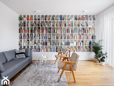 Aranżacje wnętrz - Salon: kroniki • mieszkanie Żoliborz - kroniki.studio. Przeglądaj, dodawaj i zapisuj najlepsze zdjęcia, pomysły i inspiracje designerskie. W bazie mamy już prawie milion fotografii!