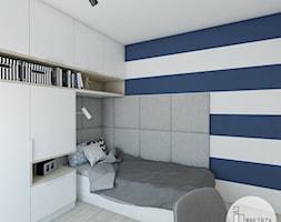 Sypialnia 8-latka - zdjęcie od IJ Wnętrza - Homebook