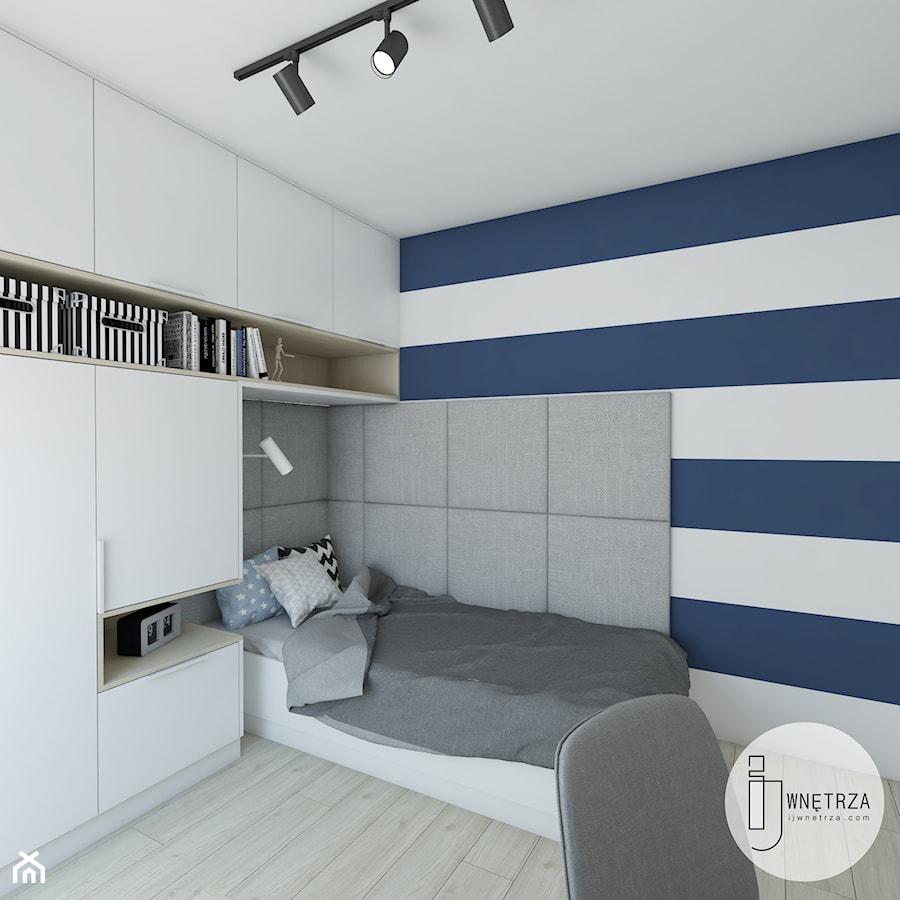 Sypialnia 8-latka - zdjęcie od IJ Wnętrza