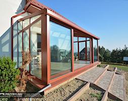 Ogród zimowy - zdjęcie od Przybylski Ogrody Zimowe & Konstrukcje aluminiowo-szklane - Homebook