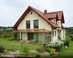 Ogród zimowy Producent - zdjęcie od Przybylski Ogrody Zimowe & Konstrukcje aluminiowo-szklane