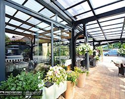 Skawina ogród zimowy - zdjęcie od Przybylski Ogrody Zimowe & Konstrukcje aluminiowo-szklane