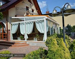 Klasyczny ogród zimowy - zdjęcie od Przybylski Ogrody Zimowe & Konstrukcje aluminiowo-szklane