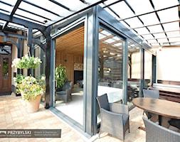 Ogród zimowy Skawina - zdjęcie od Przybylski Ogrody Zimowe & Konstrukcje aluminiowo-szklane