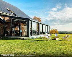 Ogród zimowy Michałowice - zdjęcie od Przybylski Ogrody Zimowe & Konstrukcje aluminiowo-szklane