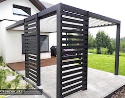 Pergola+Sunbreaker+-+zdj%C4%99cie+od+Przybylski+Ogrody+Zimowe+%26+Konstrukcje+aluminiowo-szklane