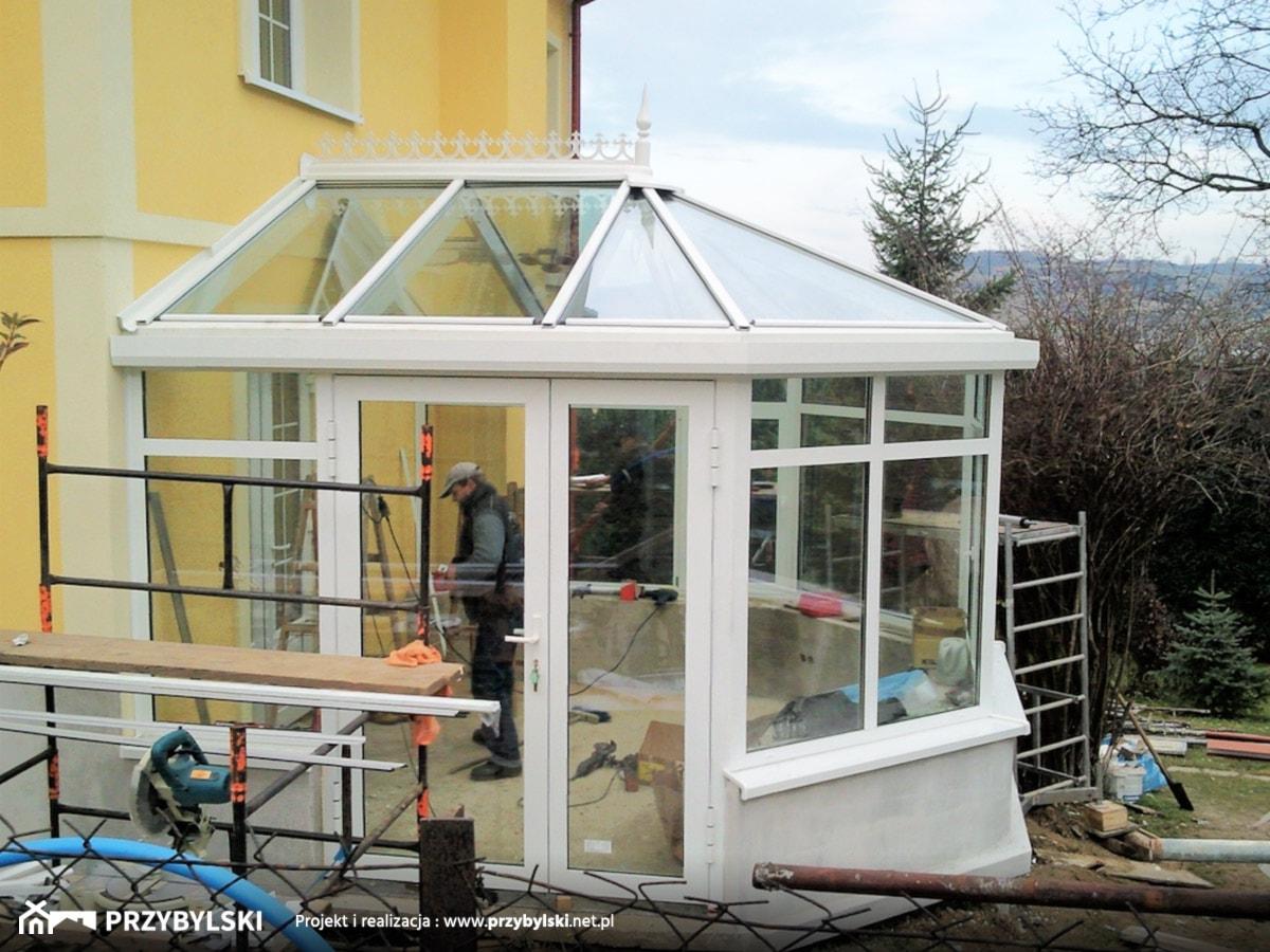 Ogród zimowy w Tarnowie - zdjęcie od Przybylski Ogrody Zimowe & Konstrukcje aluminiowo-szklane - Homebook