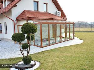 Ogród zimowy okolice Tarnowa