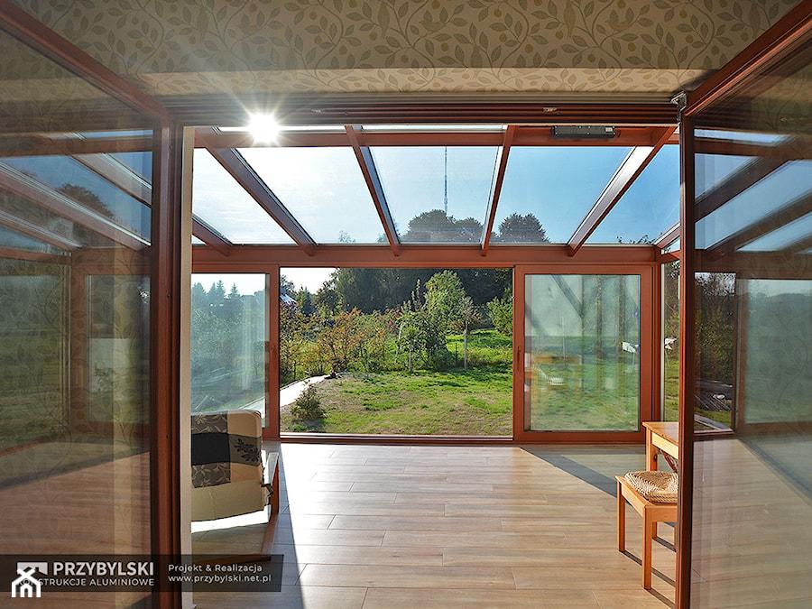 Ogród zimowy - zdjęcie od Przybylski Ogrody Zimowe & Konstrukcje aluminiowo-szklane
