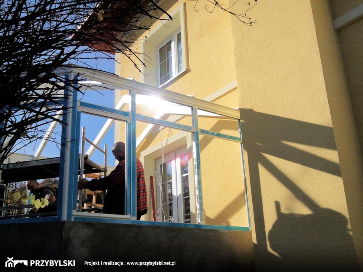 Tarnów ogród zimowy - zdjęcie od Przybylski Ogrody Zimowe & Konstrukcje aluminiowo-szklane - Homebook