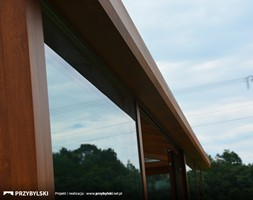 Ogród zimowy pod Tarnowem - zdjęcie od Przybylski Ogrody Zimowe & Konstrukcje aluminiowo-szklane