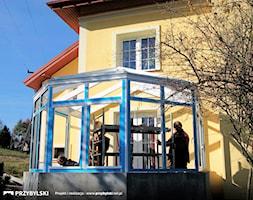 Tarnów oranżeria producent - zdjęcie od Przybylski Ogrody Zimowe & Konstrukcje aluminiowo-szklane