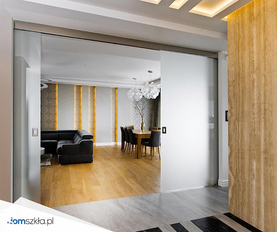 W superbly Szklane drzwi przesuwne - zdjęcie od Dom Szkła - homebook XV72