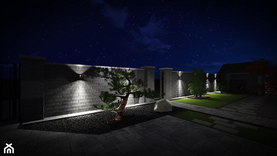 Aranżacje wnętrz - Ogród: Ogród w nowoczesnym stylu - Projektowanie nawierzchni z kostki brukowej i Projektowanie ogrodów - Ogrody Agnieszki. Przeglądaj, dodawaj i zapisuj najlepsze zdjęcia, pomysły i inspiracje designerskie. W bazie mamy już prawie milion fotografii!