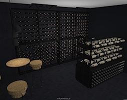 WinePlug - zdjęcie od KODY Wnętrza | projektowanie wnętrz i doradztwo - Homebook