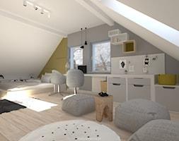 AtticOpenwork - zdjęcie od KODY Wnętrza | projektowanie wnętrz i doradztwo - Homebook