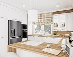 Klasyczna kuchnia Dąb Odwieczny - Kuchnia, styl tradycyjny - zdjęcie od Vimko Projektowanie Wnętrz - Homebook