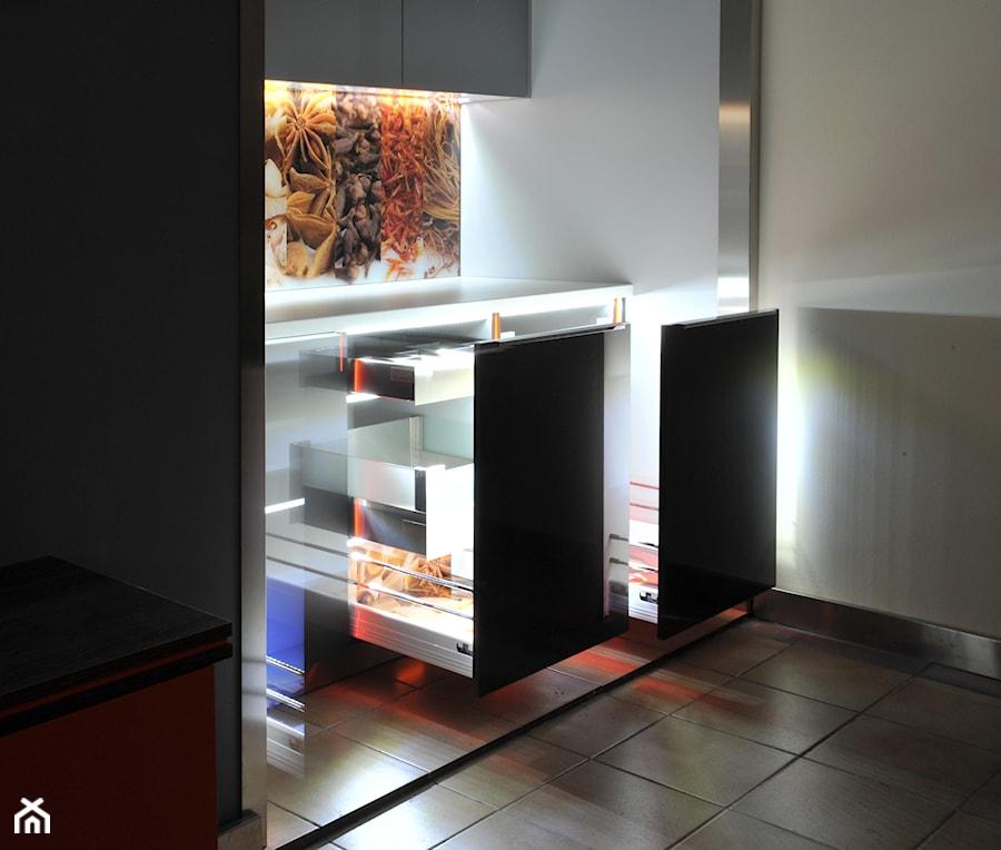 Oświetlenie Ledowe Szuflad Zdjęcie Od Sls Meble Kuchnie