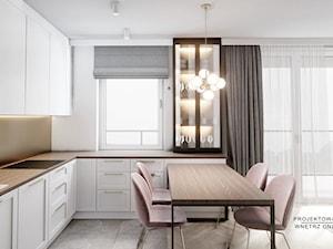 Projekt mieszkania 65 m2