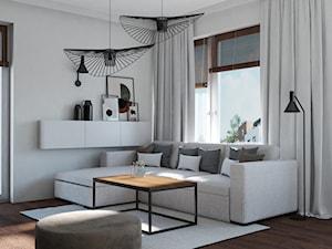 Aranżacja mieszkania w bloku w nowoczesnym stylu