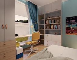 Pok%C3%B3j+dzieci%C4%99cy+IKEA+turkusowy+-+zdj%C4%99cie+od+Projektowanie+Wnetrz+Online