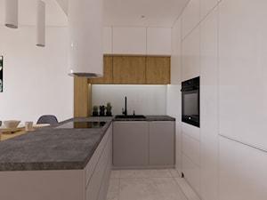 Projekt kuchni w mieszkaniu