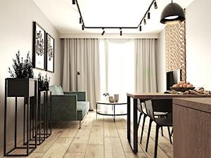 Projekt mieszkania 60 m2