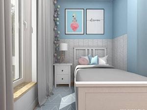 Projekt pastelowego pokoju dziecięcego
