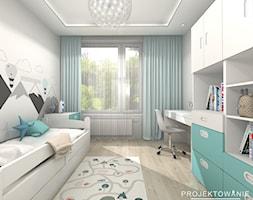 Pokój dzieci - zdjęcie od Projektowanie Wnetrz Online
