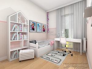 Projekt pokoju dziecka - zdjęcie od Projektowanie Wnetrz Online